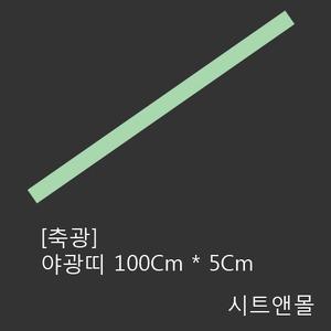스타민트(시트앤몰)[축광]야광띠